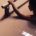 明礬温泉地区の「別府温泉保養ランド」で類まれな泥湯・泥パックを体験!